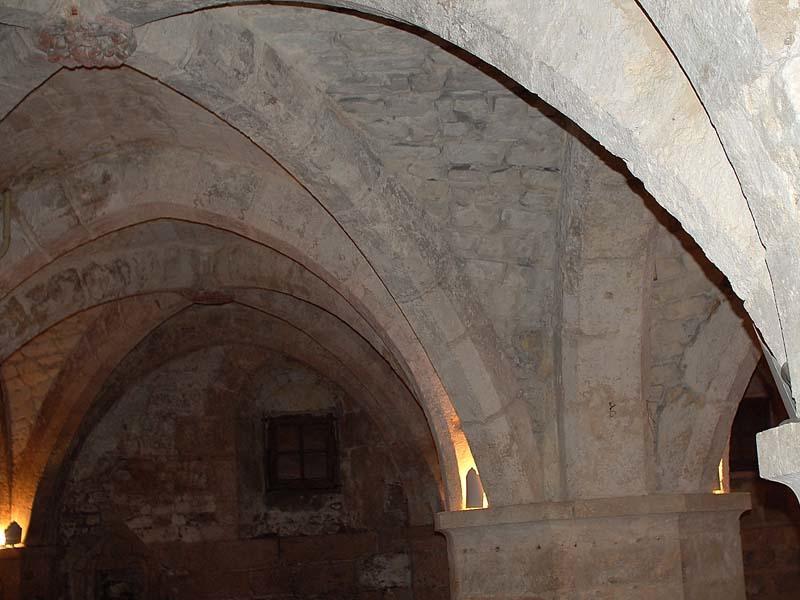 Crypte St André - Mortagne au Perche