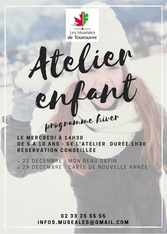 Atelier Flyer a5