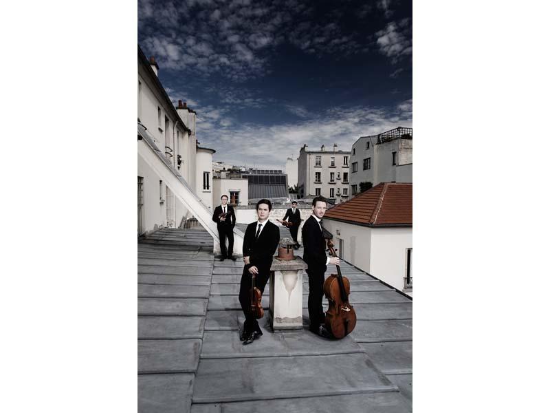Quatuor Van Kuijk - Longny au Perche