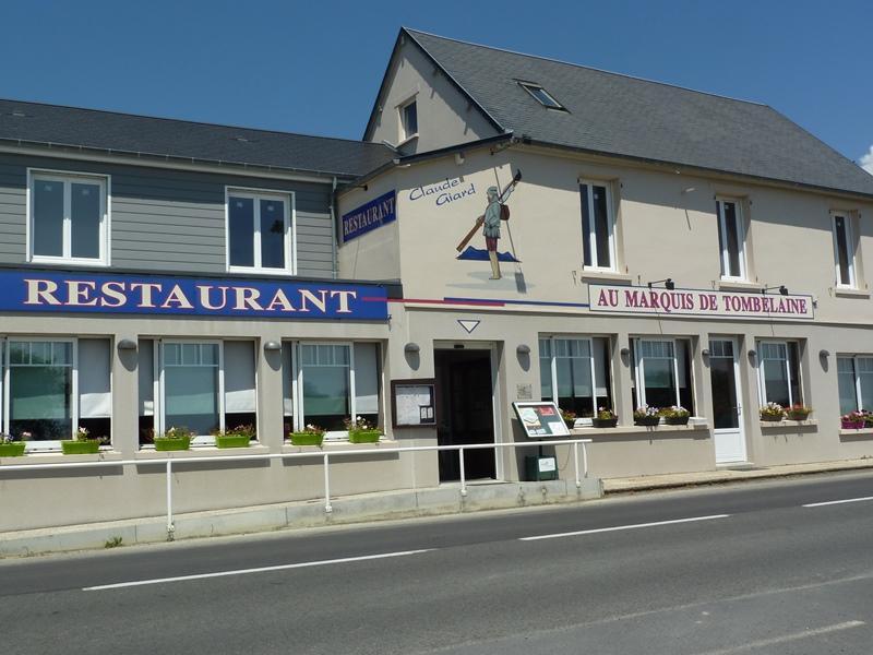 restaurant Marquis de Tombelaine Champeaux