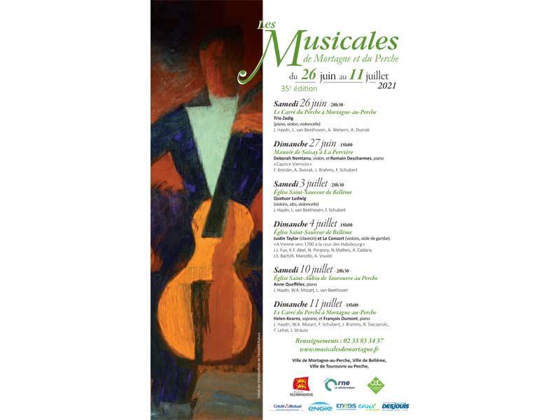 Les Musicales de Mortagne et du Perche