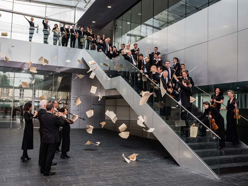 Orchestre national de Bretagne - Mortagne au Perche