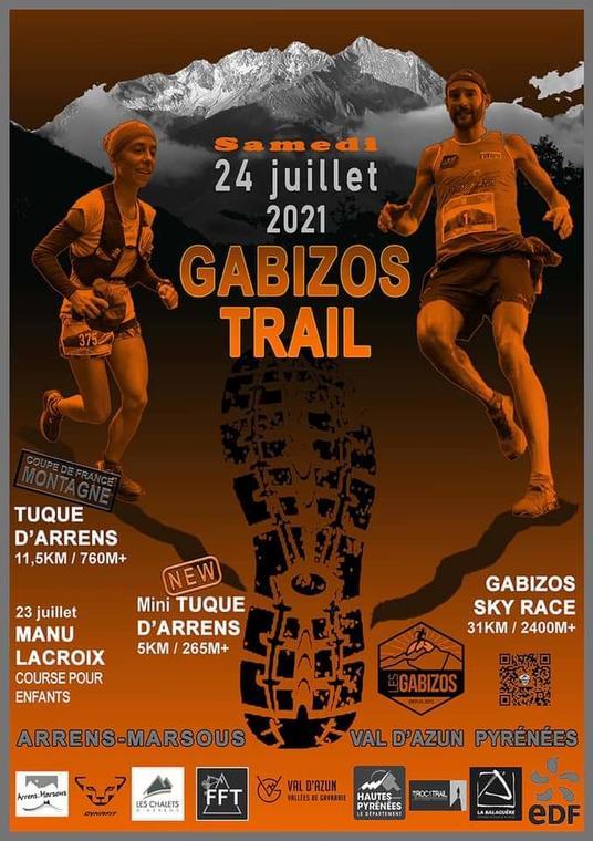 Gabizos Trail 2021