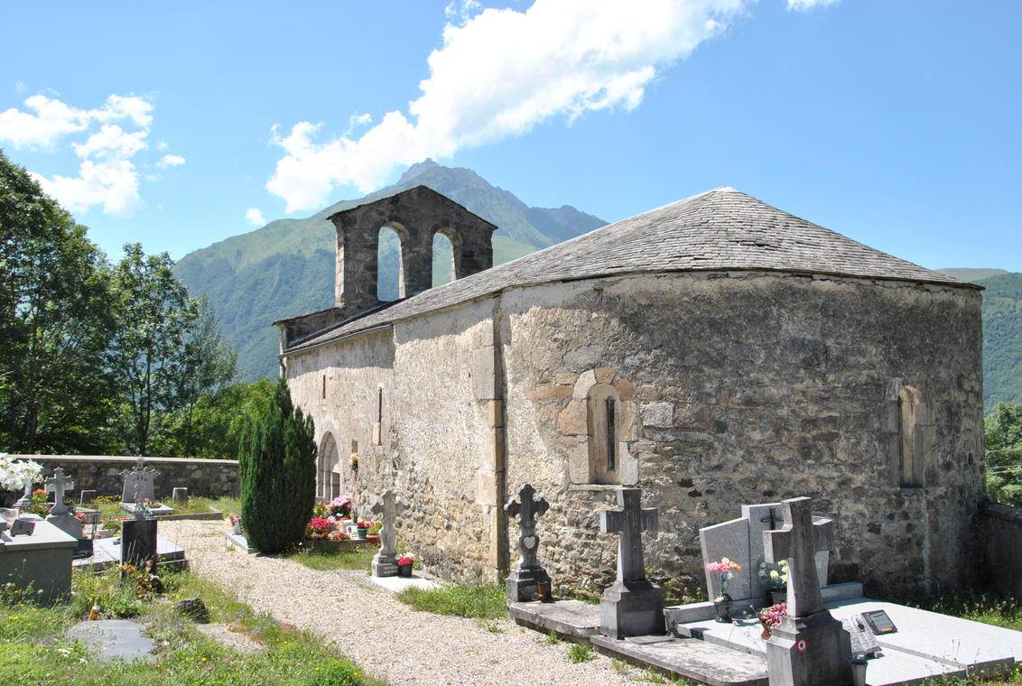 Chapelle St-Etienne - Gouaux