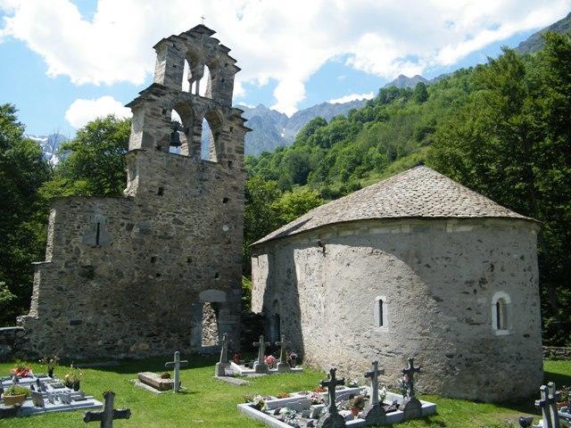Chapelle du Plan d'Aragnouet