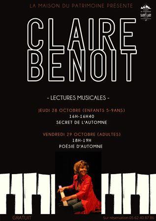 Claire Benoit
