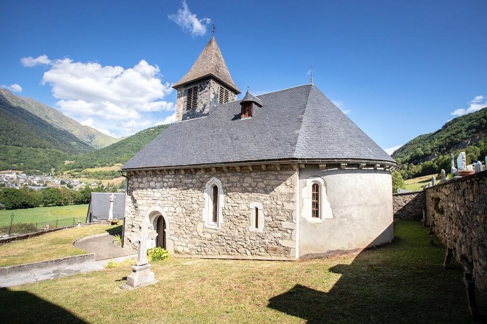 Eglise de Grézian