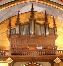 Orgue de l'Église St Martin