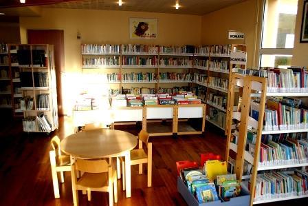 Bibliothèque Barèges