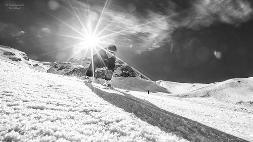 Ski-de-vitesse