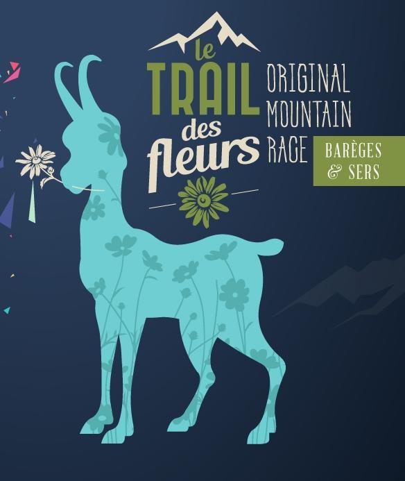 Logo Trail des Fleurs