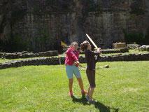 combat d'épée