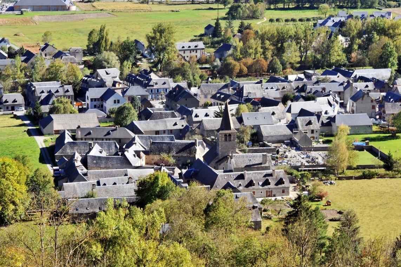 Le village de Vielle-Aure