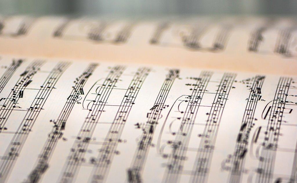 livret de musique pixabay web