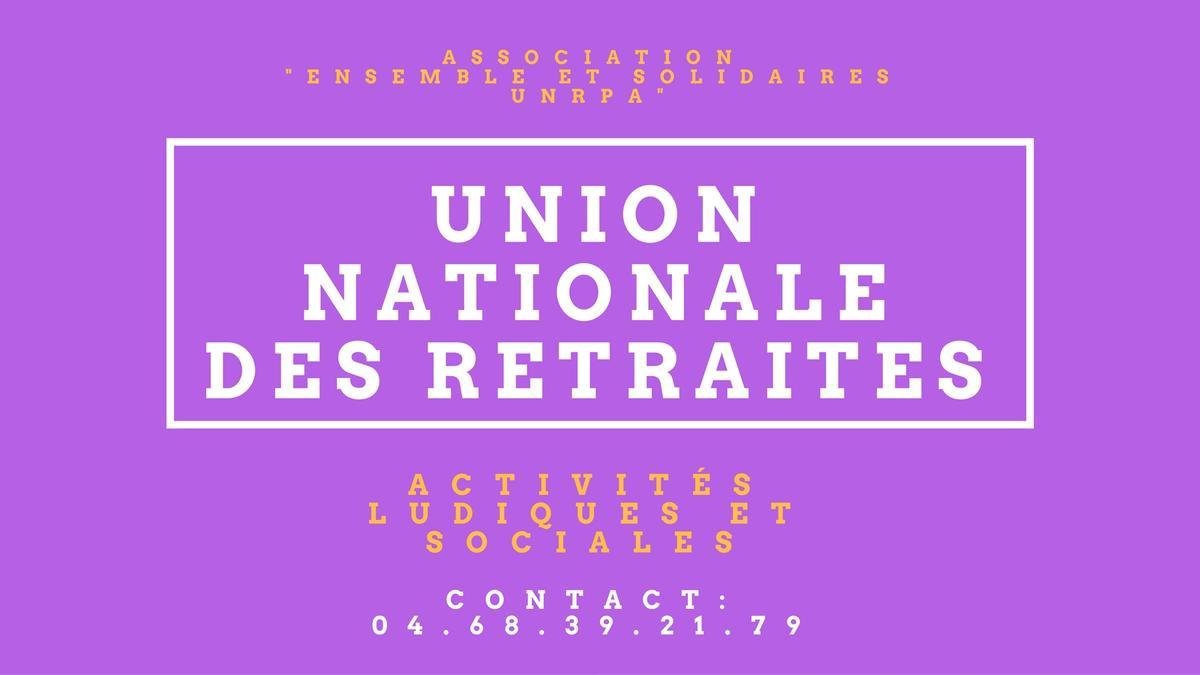 union nationale des retraites
