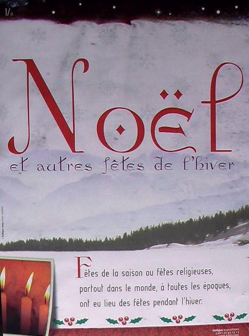 Expo Noêl et autre fêtes