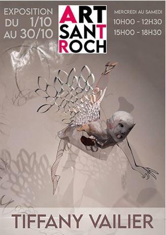 Exposition Art San Roch 01 10 21 au 30 10 21