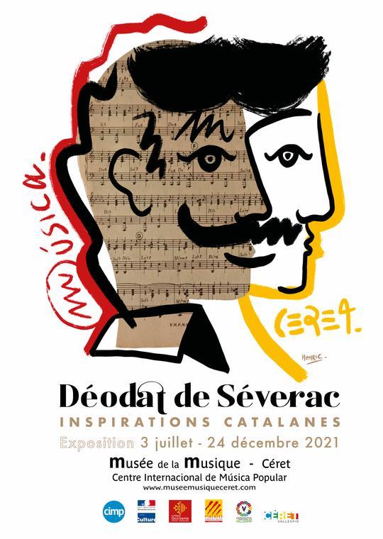 Exposition musée de la musique - Déodat de Séverac 03 07 au 24 12