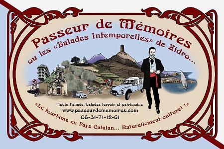Logo 2019 Passeur de Mémoires