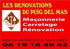MACON LES RENOVATIONS DU PUIG DEL MAS