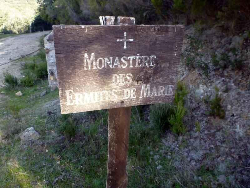 MONASTERE DES ERMITES DE MARIE L'ALBERE