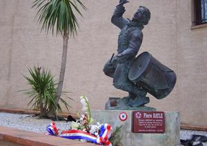 Statue Le Petit Tambour