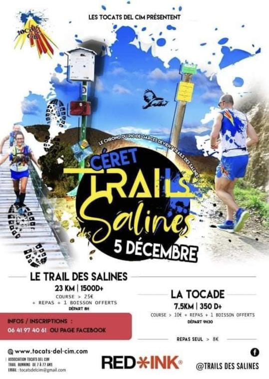 Trail des salines 05 12 21