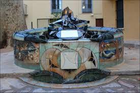fontaine de la sardane de la paix copie