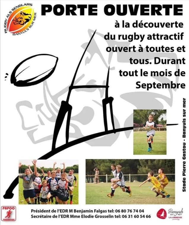portes ouvertes rugby