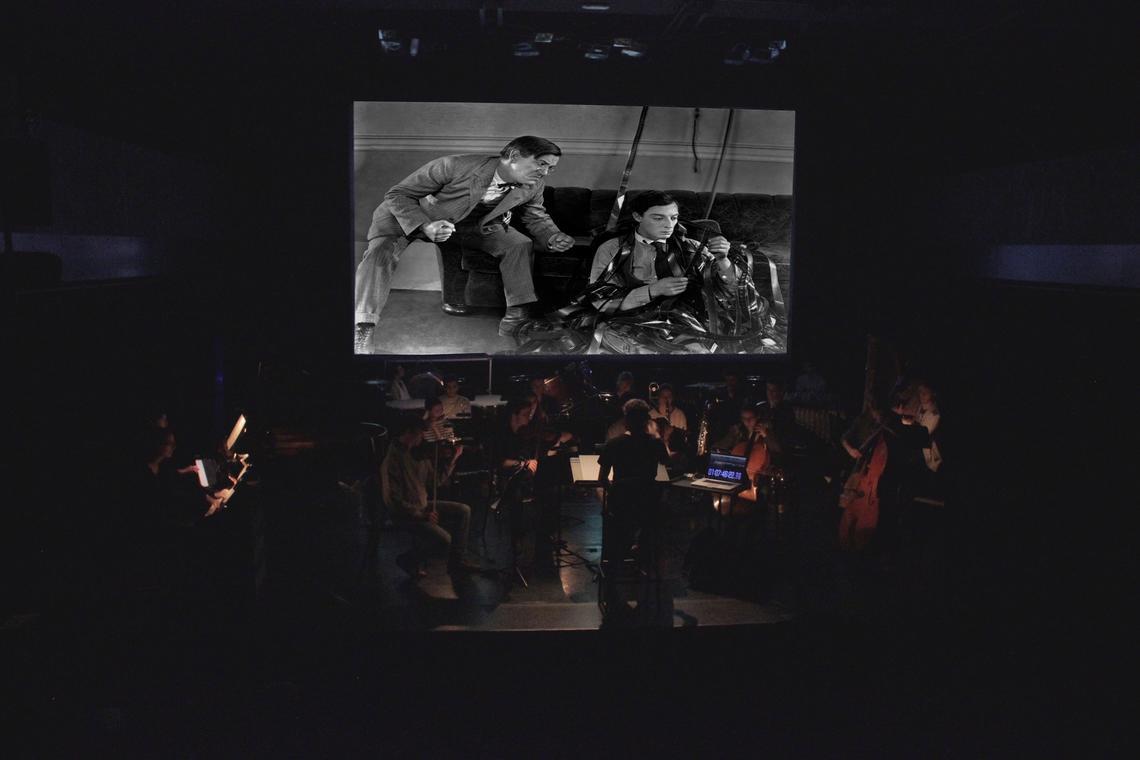 Ciné-concert Buster Keaton