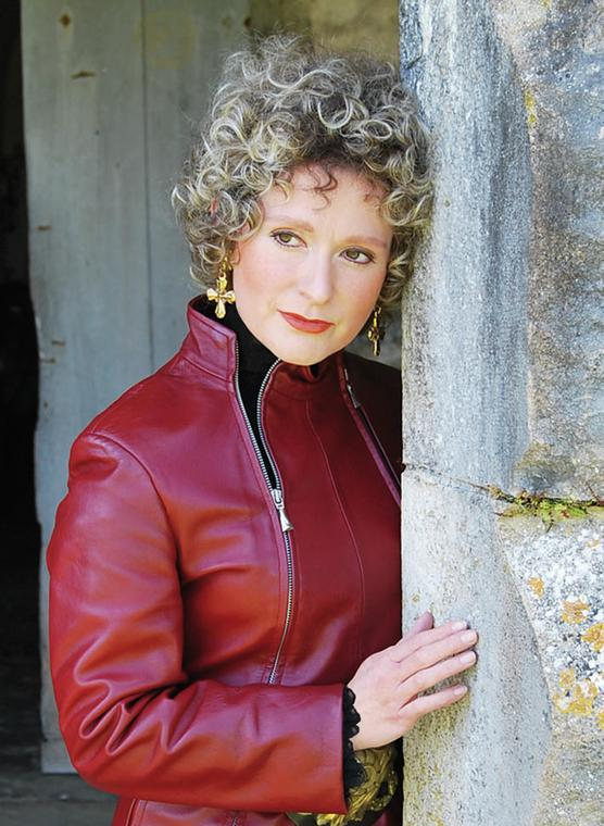 Portrait Rachel, soprano