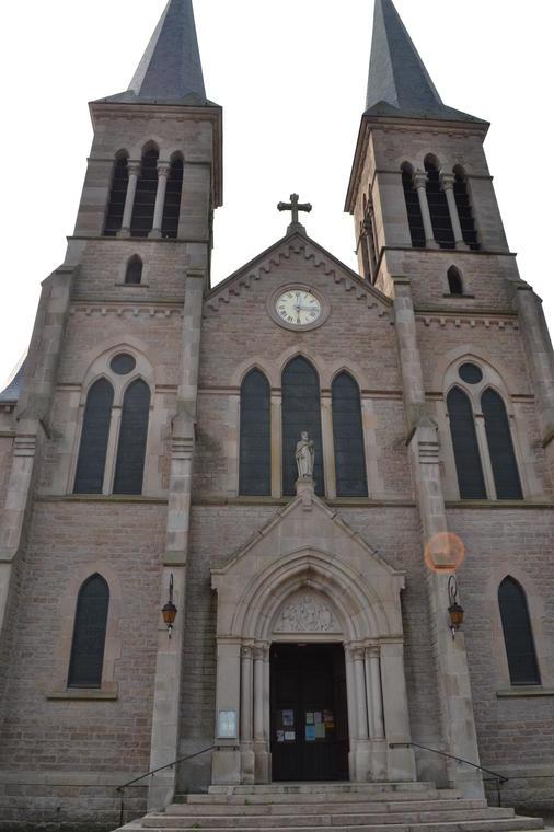 Eglise Saint-Henri - Le Creusot