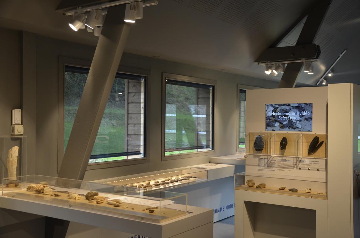 FMA53 Journées européennes du patrimoine - Musée Préhistoire Grottes de Saulges