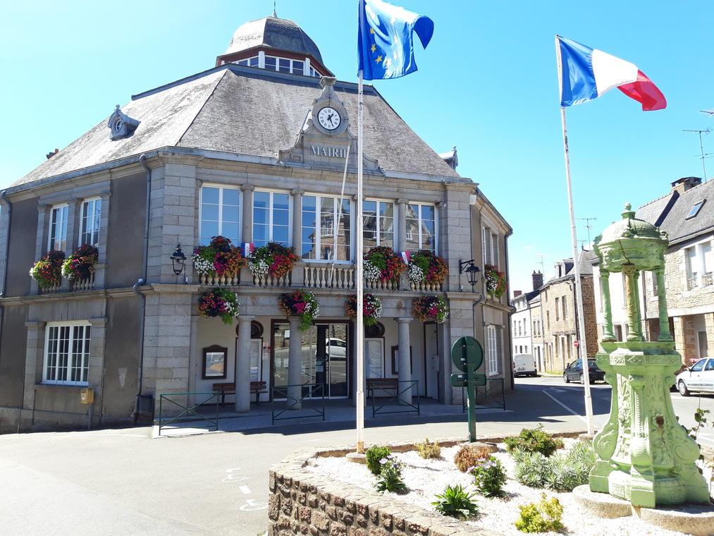 Mairie de Gorron