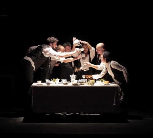 tea time - théâtre Changé