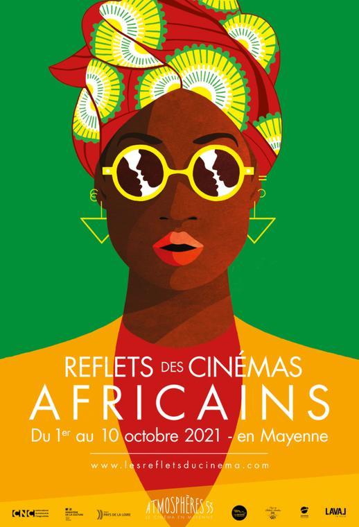 Les reflets des cinémas africains - Laval
