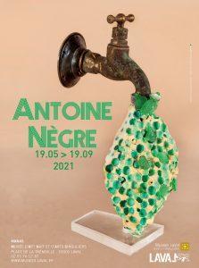 Antoine Nègre exposition