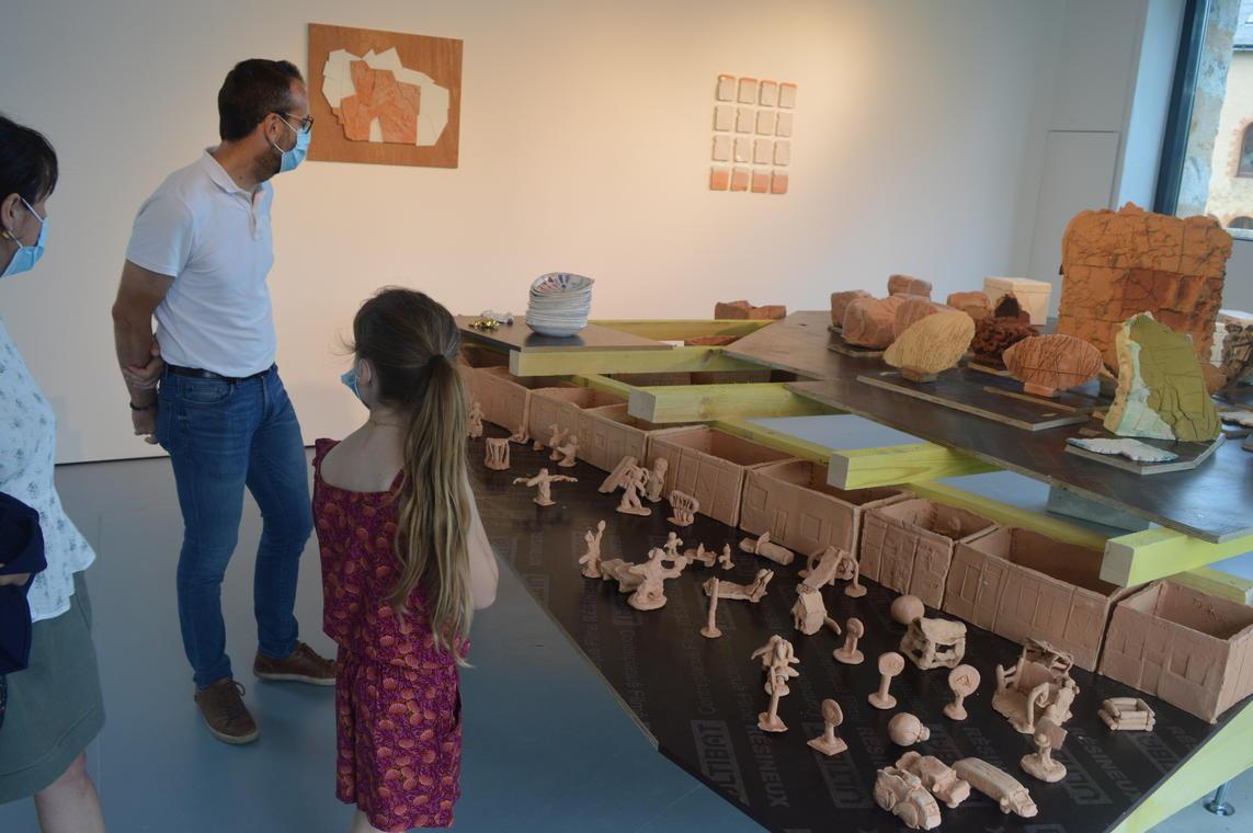 Visite centre d'Art
