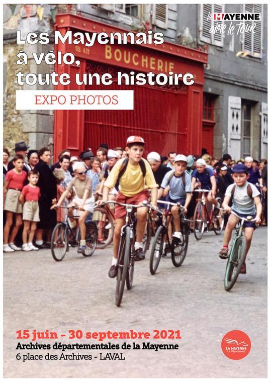 Exposition Les Mayennais à Vélo, Toute Une Histoire