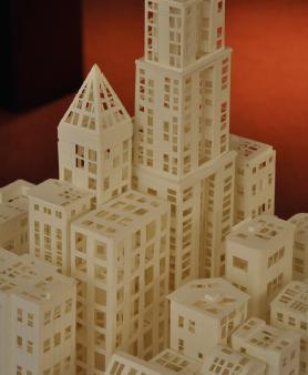 FMA53 - Crée ta ville imaginaire en papier