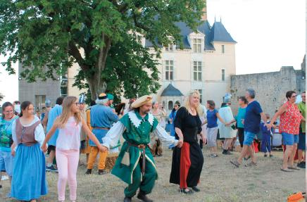 FMA53 - Soirée festive au Château de Sainte-Suzanne