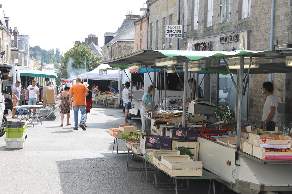 marché de Gorron
