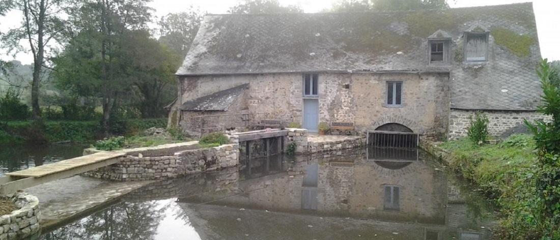 Moulin de Go - St pierre-sur-Erve