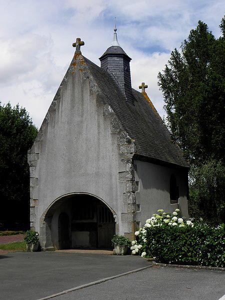 PCU53- Chapelle Sainte Croix à Brée