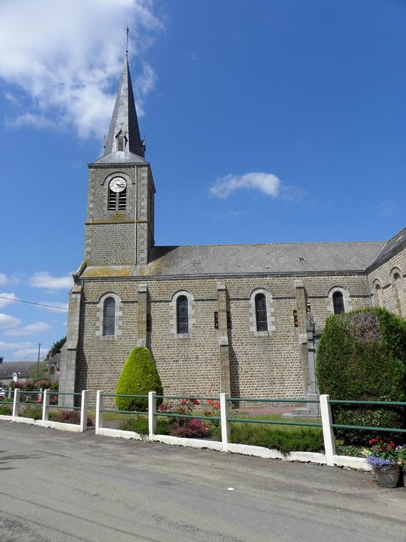 Sainte-Marie-du-Bois_(53)_Église