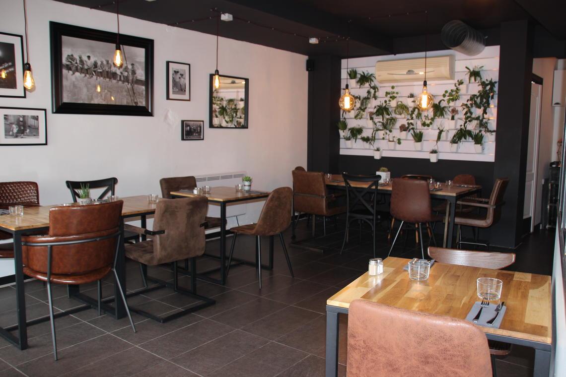 Vallée de la Sarthe - restaurant Le Verso - Sablé