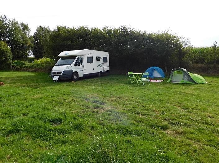 camping ferme ernée