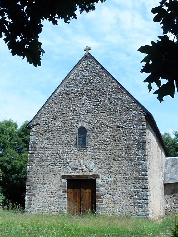Chapelle de Montreuil