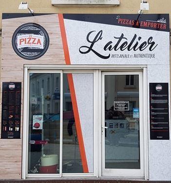 Ze pizza - Le Louroux-Béconnais