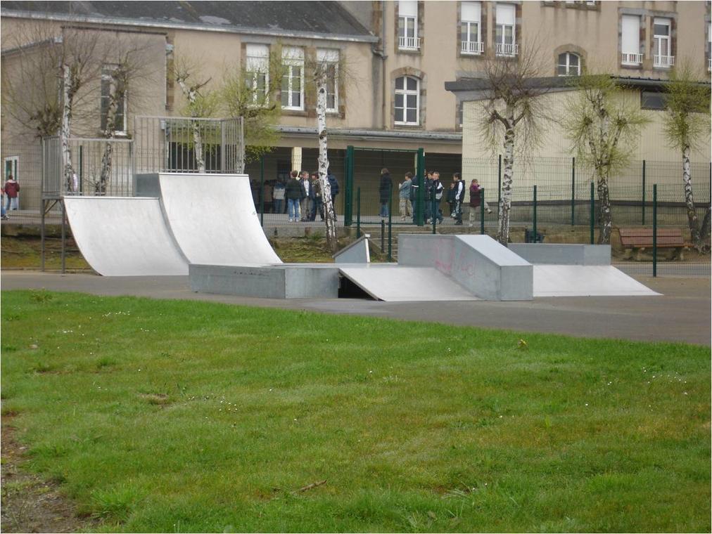 Skatepark de Gorron